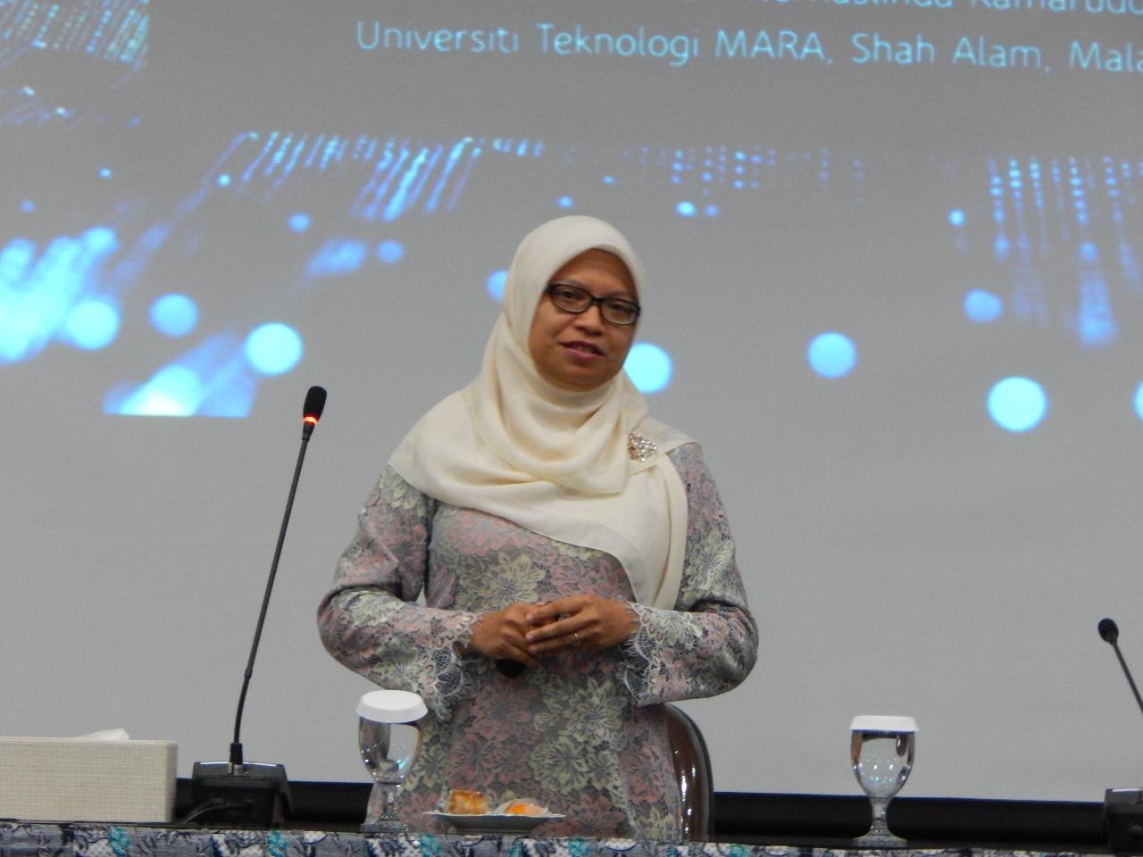Dr. Norhaslinda Kamaruddin Ungkap Prodi Sains Data Ilmu Baru dan Terbilang Jarang